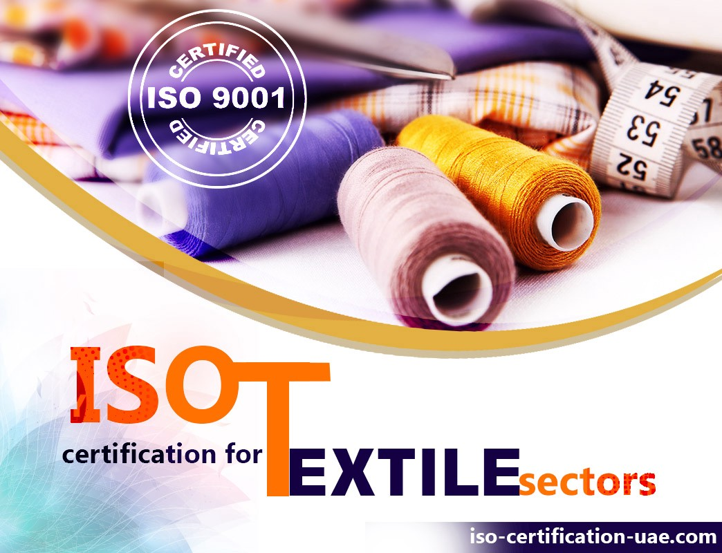 ISO 9001 Certification In Textile Manufacturing - Anoop