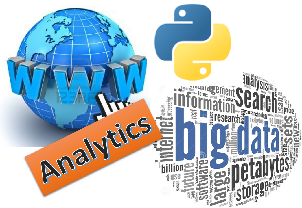 Data Analytics with Python by Web scraping: Illustration