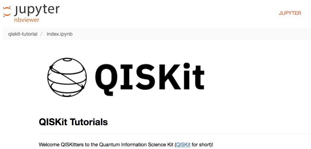 Experiencing the Most Powerful Quantum Computers with Qiskit