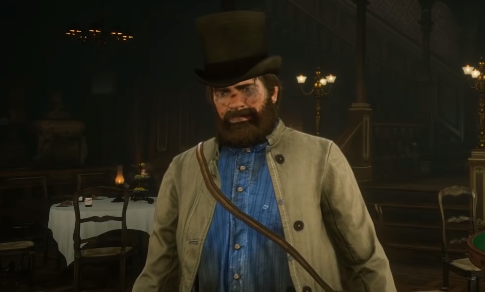 Red Dead Redemption 2's Superficial Beauty Exposes the Ugliness of