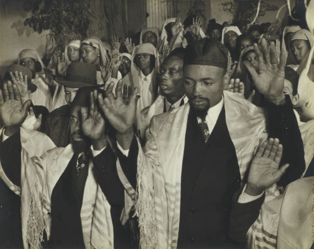 The African Jews From Ethiopia. Operation Moses and