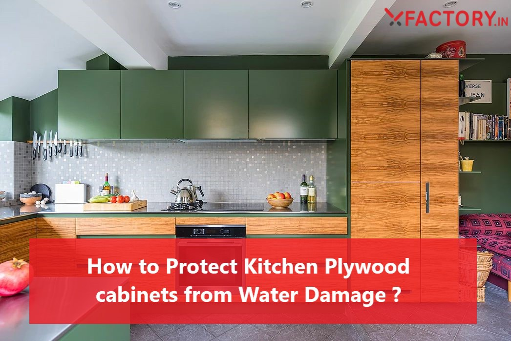 How To Protect Kitchen Plywood Cabinets From Water Damage