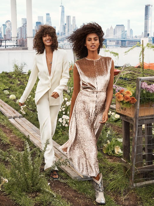 H&M Conscious Exclusive Collection made with sustainable innovations