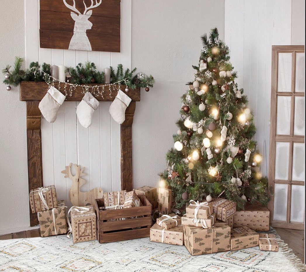 Rug Decor to Make Your Christmas Brighter and Better