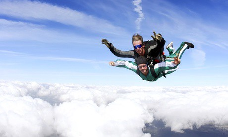 Experience: Tandem Skydive For One For just: £229 0