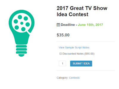 Generating Ideas for Writing — Television Series - Jeffrey