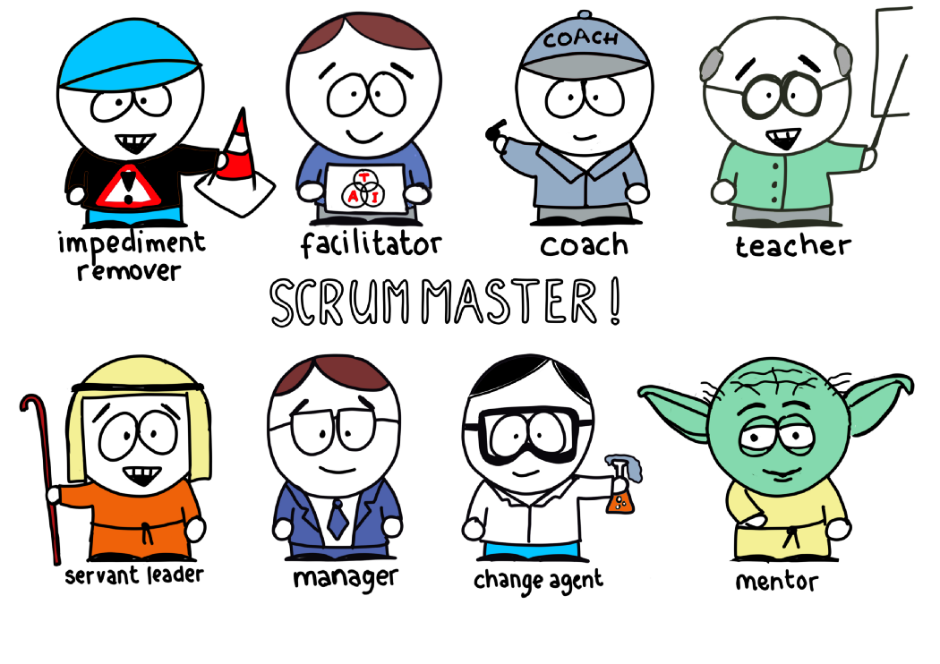 What's A Scrum Master