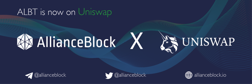 AllianceBlock Uniswap