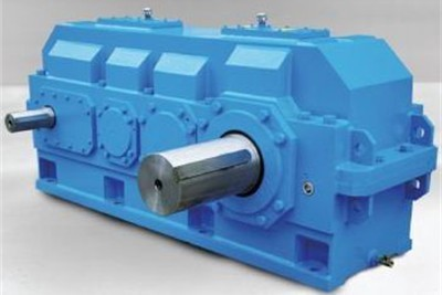 Bevel helical gearboxes are made to change the direction of