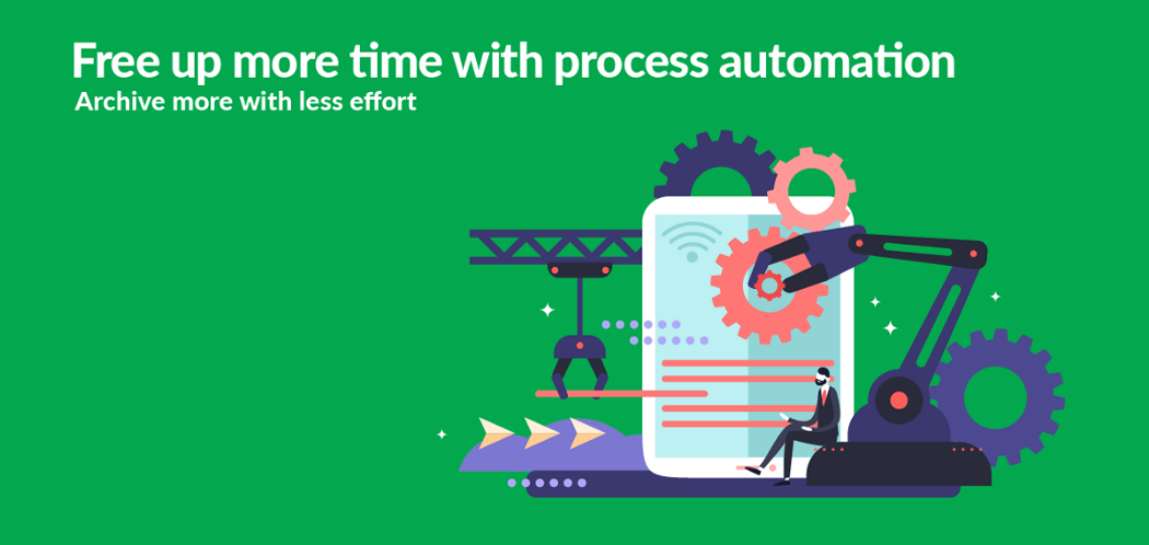 How to free up more time with process automation