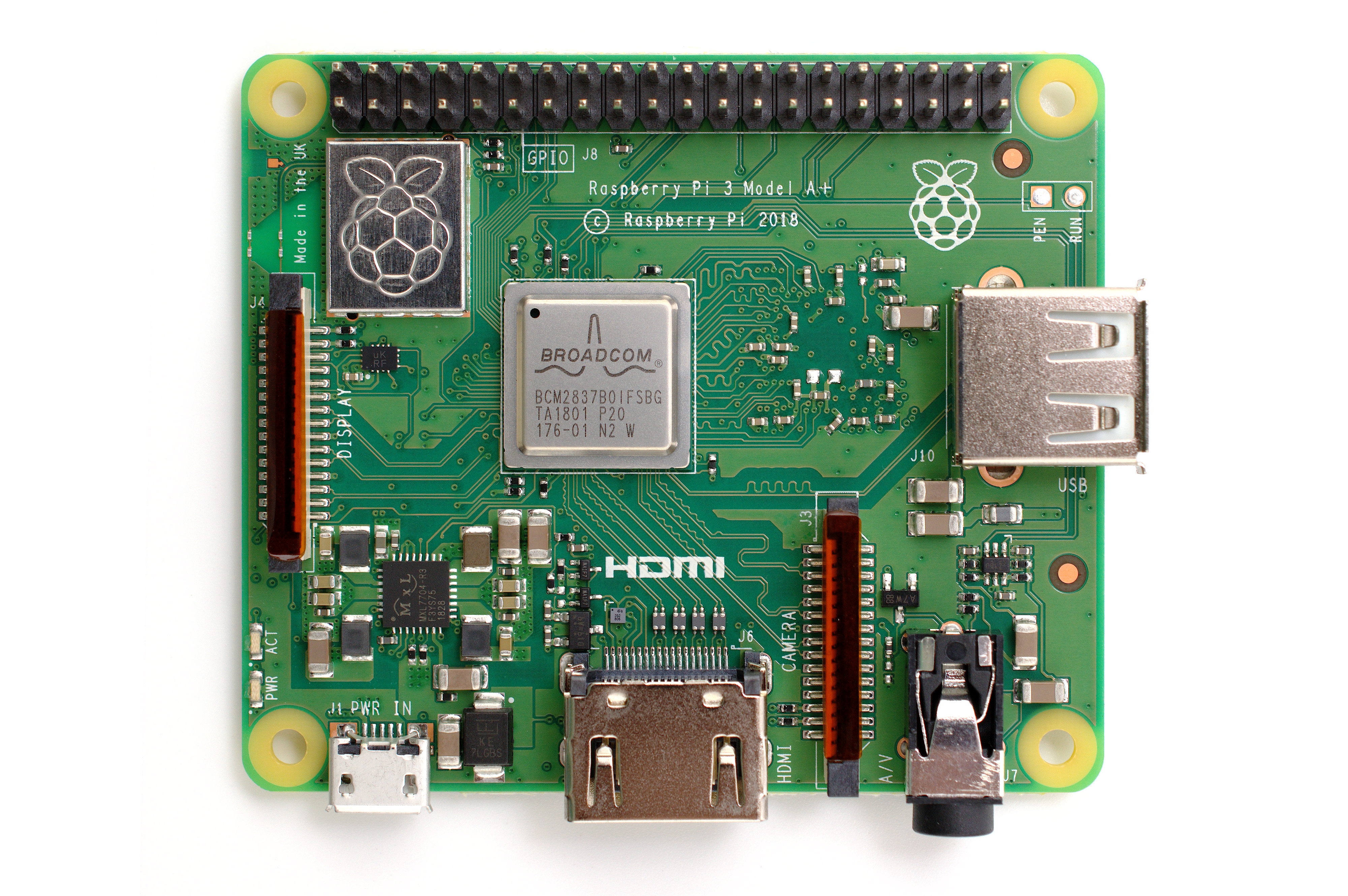 Benchmarking the Raspberry Pi 3 A+ - Gareth Halfacree - Medium