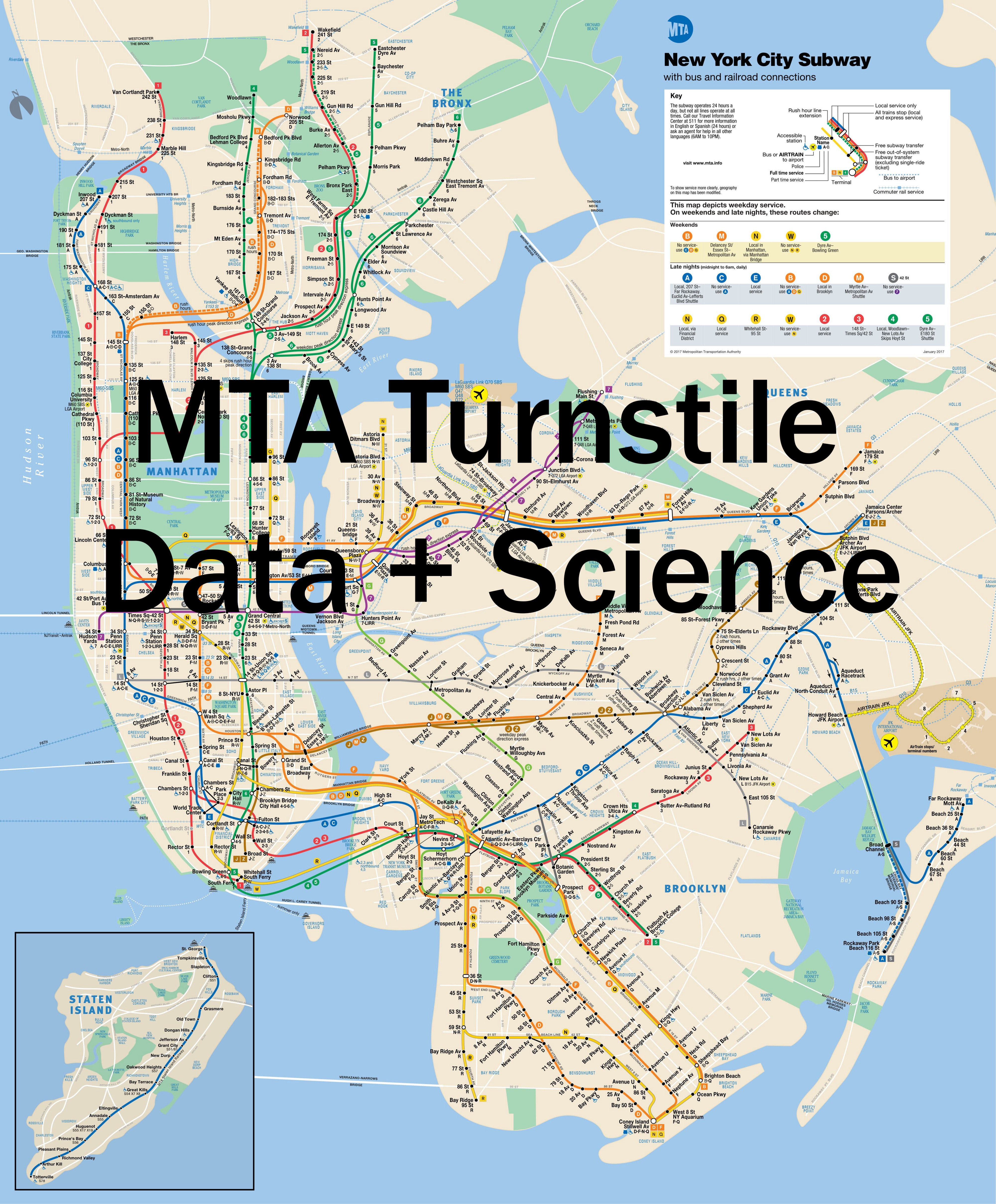 Data Science Subway Map.Exploring Subway Traffic As A Metis Data Scientist Galen Ballew