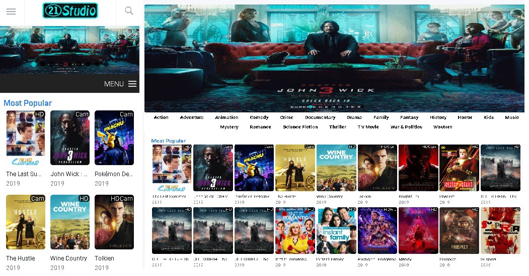 Watch HD movies and tv series online for free without any registration  needed | by Sportivity | Medium