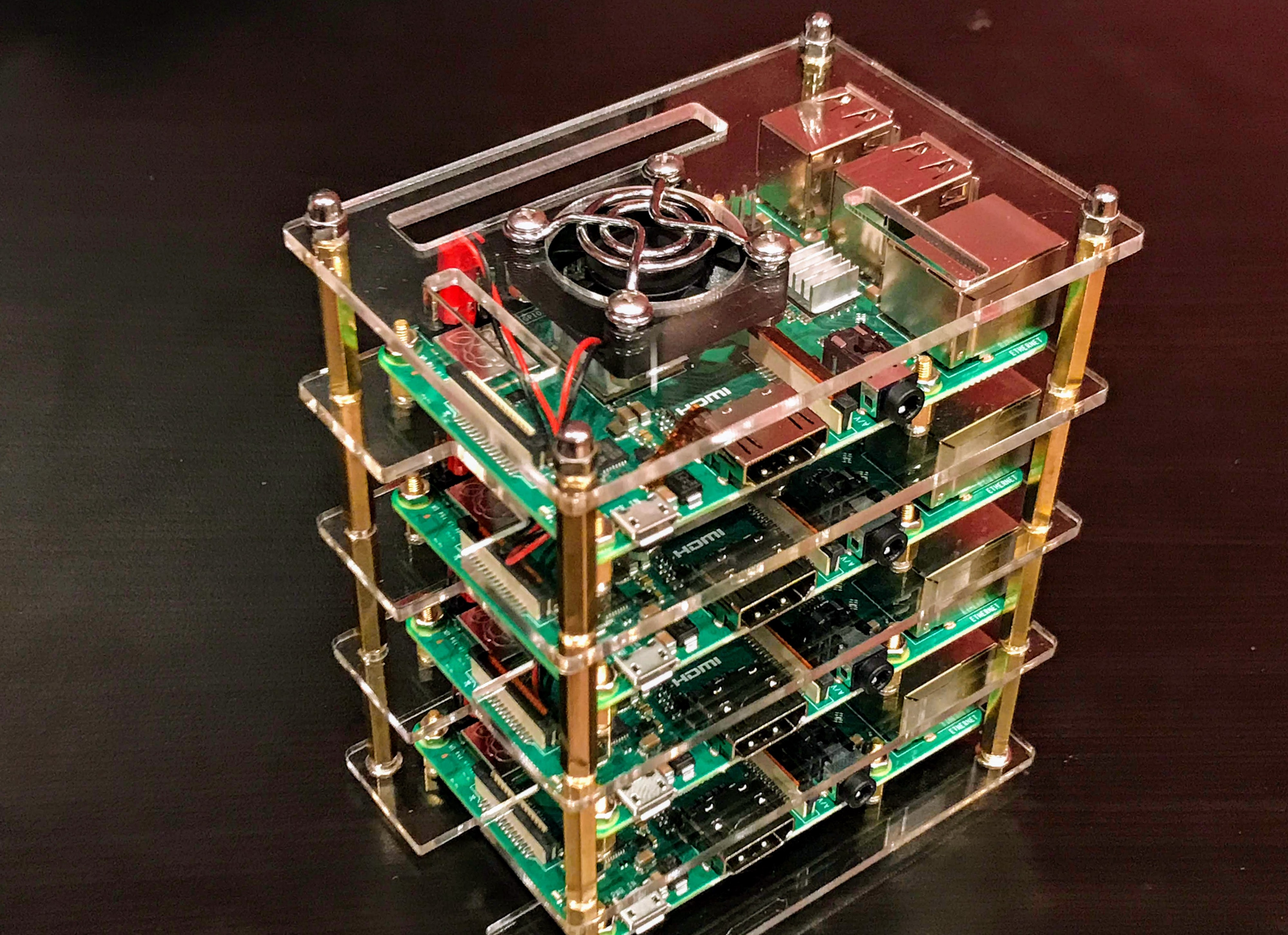 Make your very own Kubernetes cluster from Raspberry PI