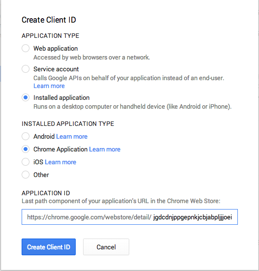 How to use the Gmail API in a Chrome extension - Streak