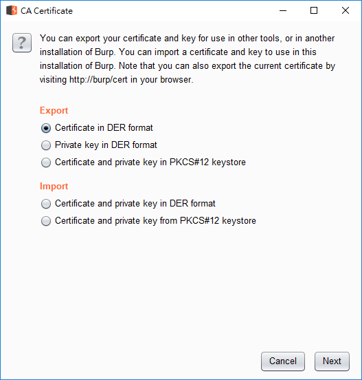 How to use burp Suite on mobile - JLin - Medium