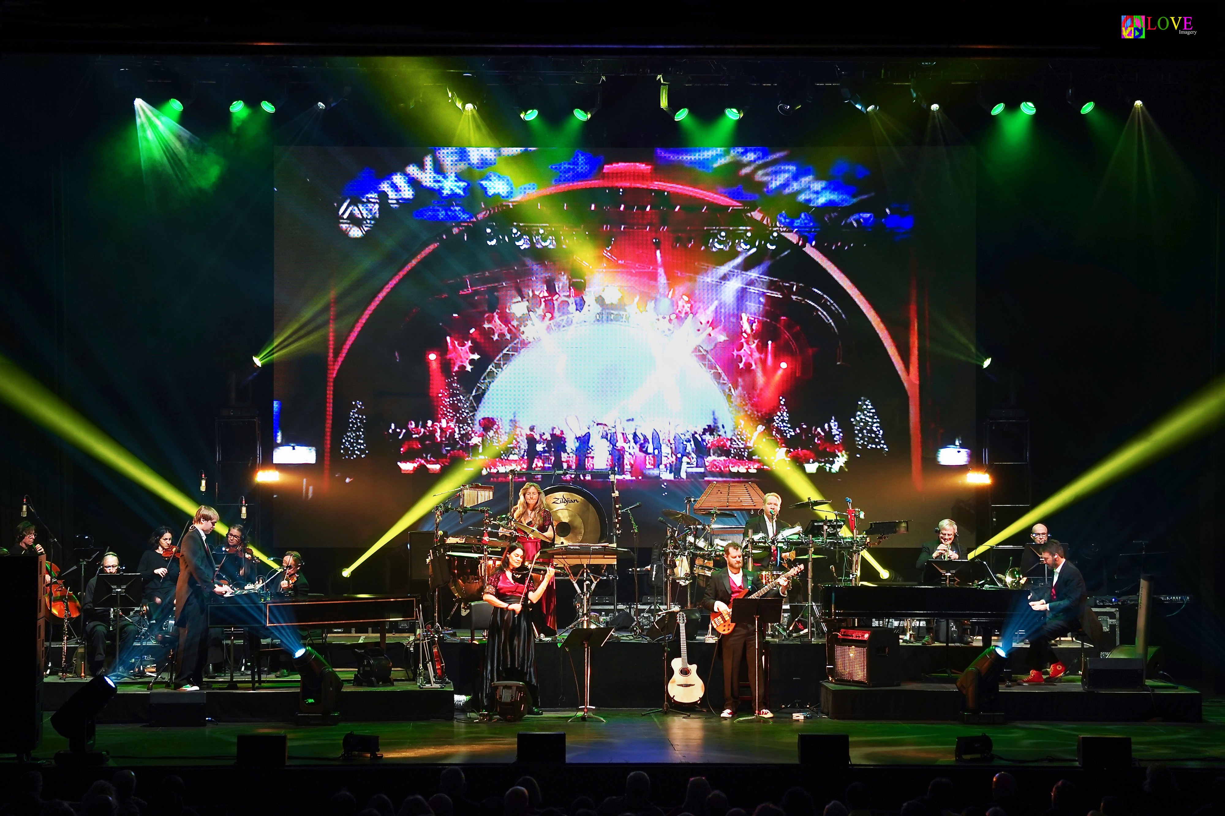 Christmas Concerts Near Me.Mannheim Steamroller Christmas Live At The State Theatre