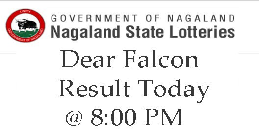 Dear Falcon | 04–04–2019 | Today Result 8:00 PM | Nagaland State