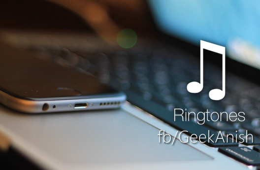 create ringtone without itunes for iphone