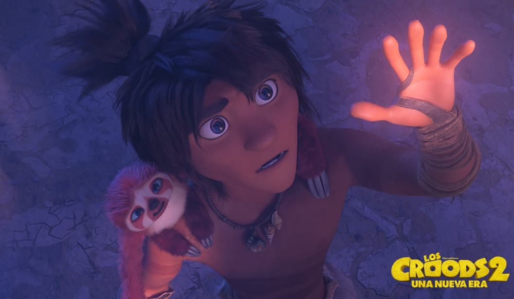 (The Croods: A New Age 2020) — REGARDER LE FILM COMPLET (1080p) | The Croods: A New Age 2020 Regarder 720p