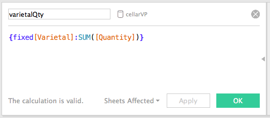 Tableau: sum by category in a calculated field - Alex Martell - Medium