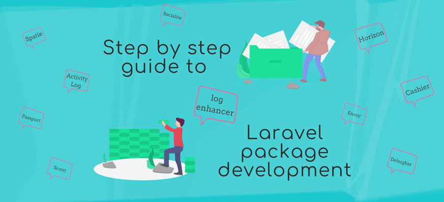 Step by Step Guide to Laravel Package Development - Andrew Hanks