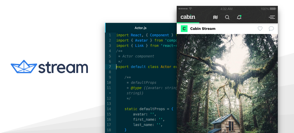 Cabin - Fully Functional React & Redux Example App | The
