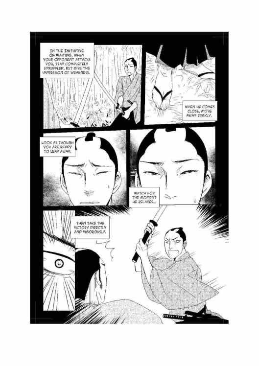 The Book of Five Rings A Graphic Novel