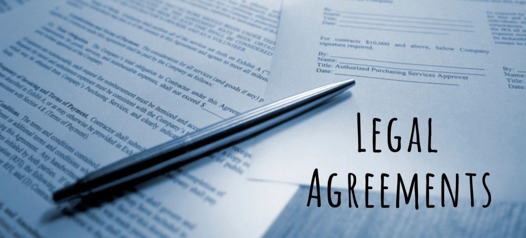 Legal Agreements For Entrepreneurs The Tippy Top