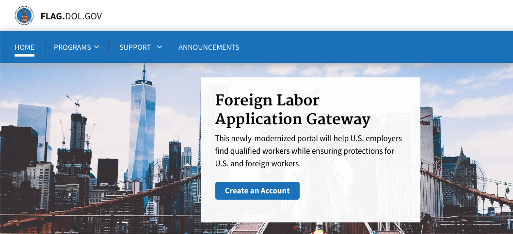 The Government Is Updating Their Immigration Technology  And