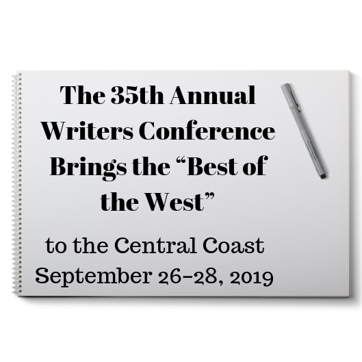 FOR IMMEDIATE RELEASE - Central Coast Writers Conference