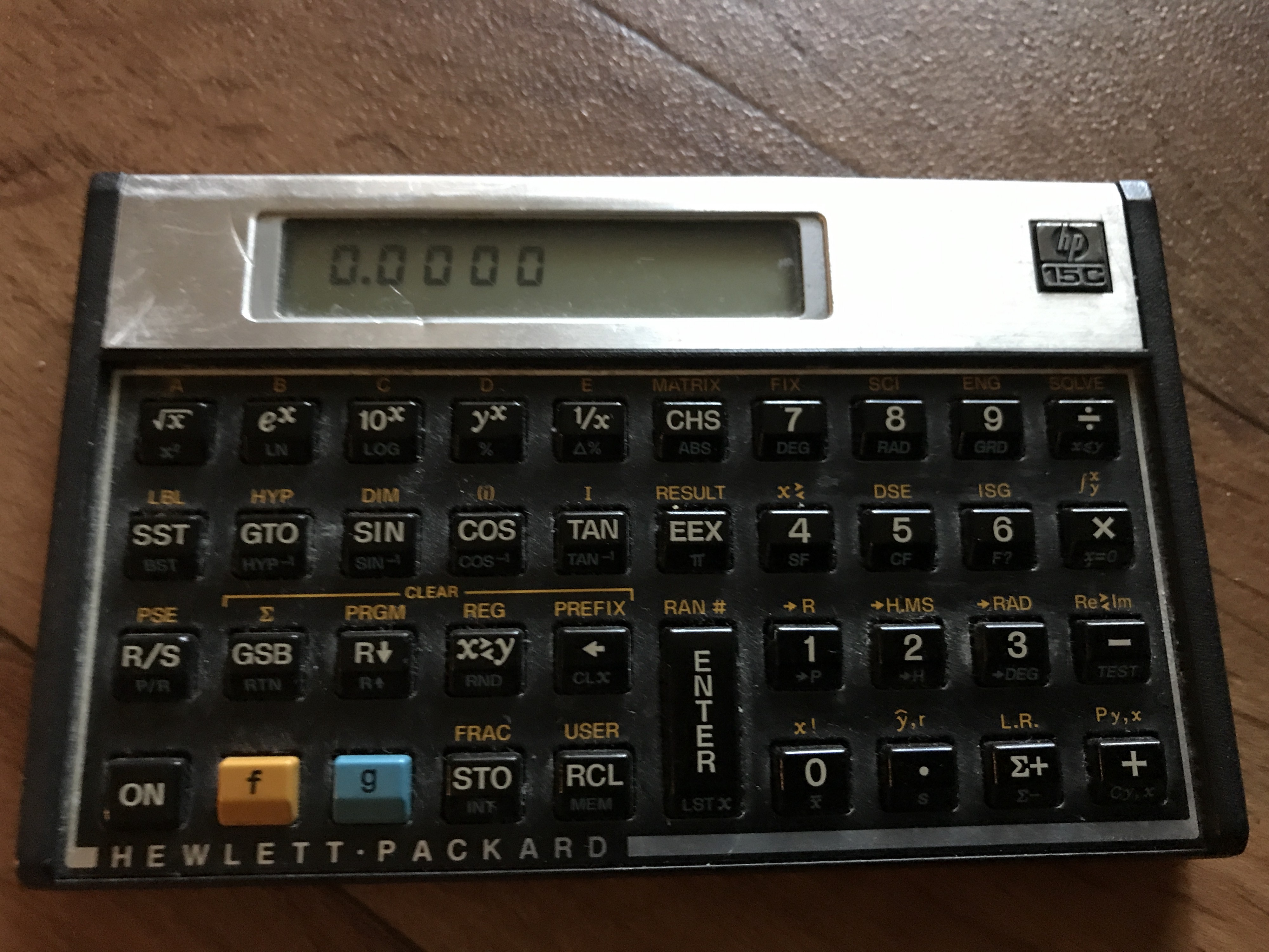 My HP-15C Is 30 - technicat - Medium