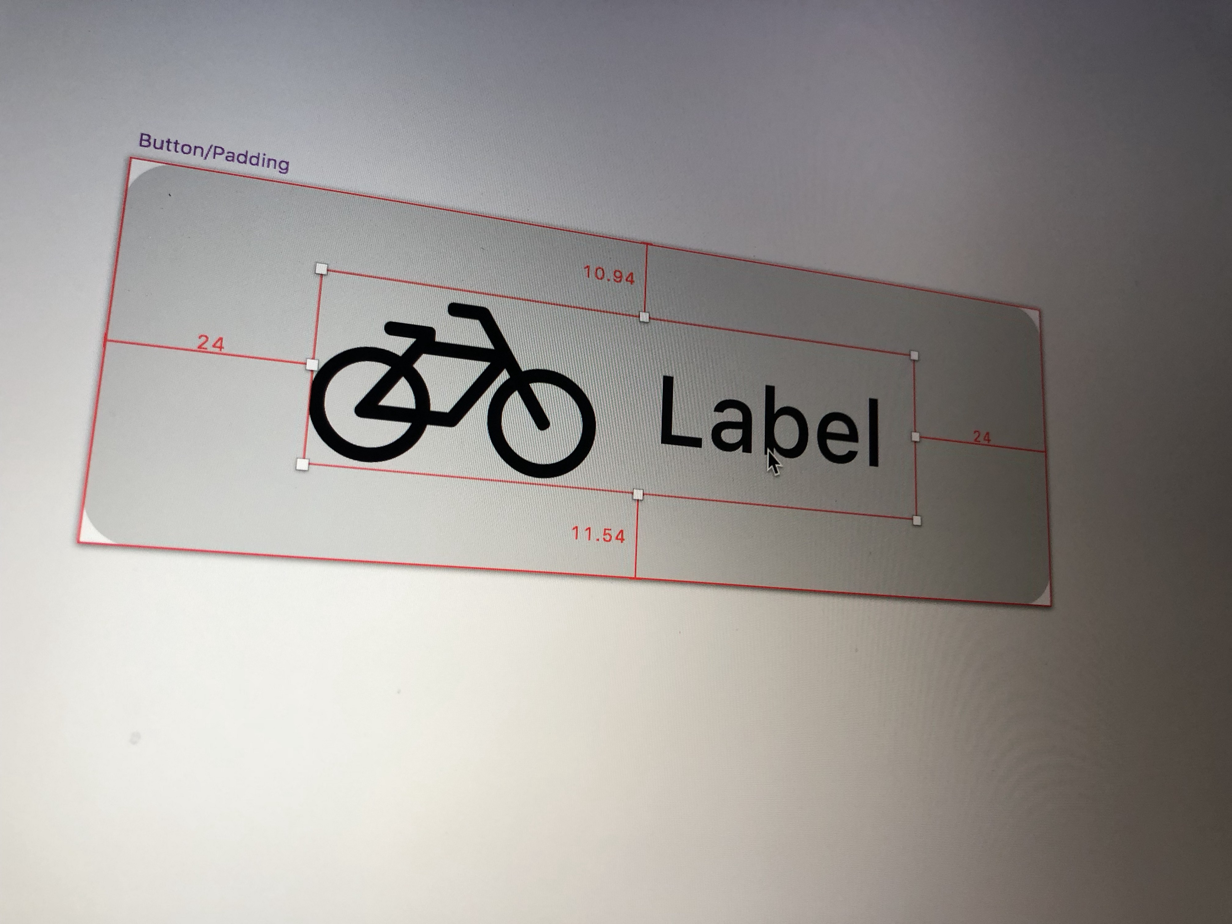 Sketch Hacks: Make a Resizable Button with Icon and Label