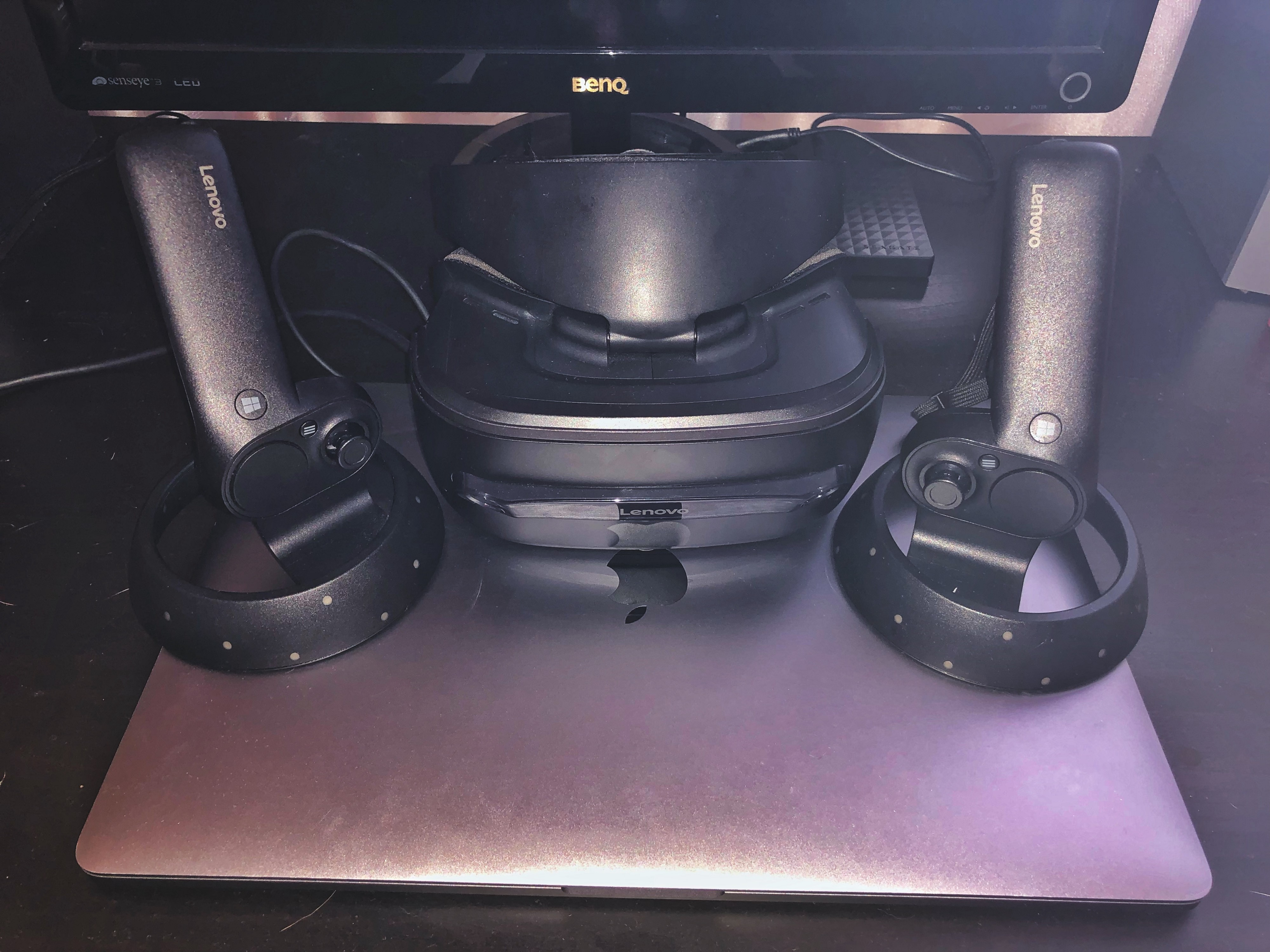 VR & Windows Mixed Reality on a MacBook  Setting up and