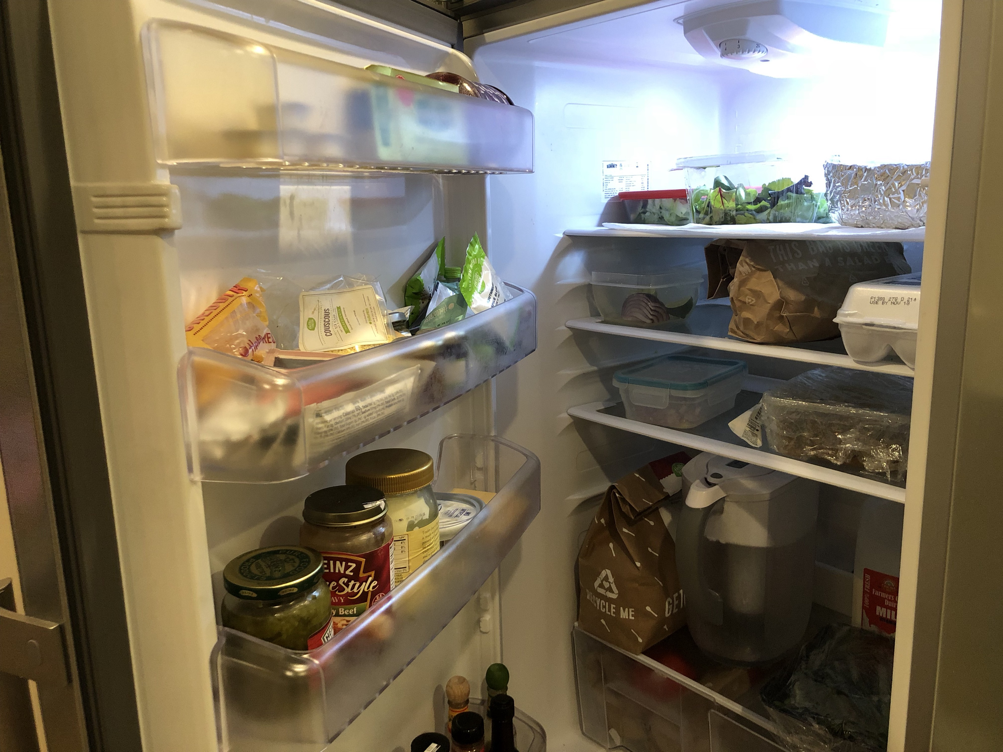 What's In Your Fridge? - The Brooklyn Ink - Medium
