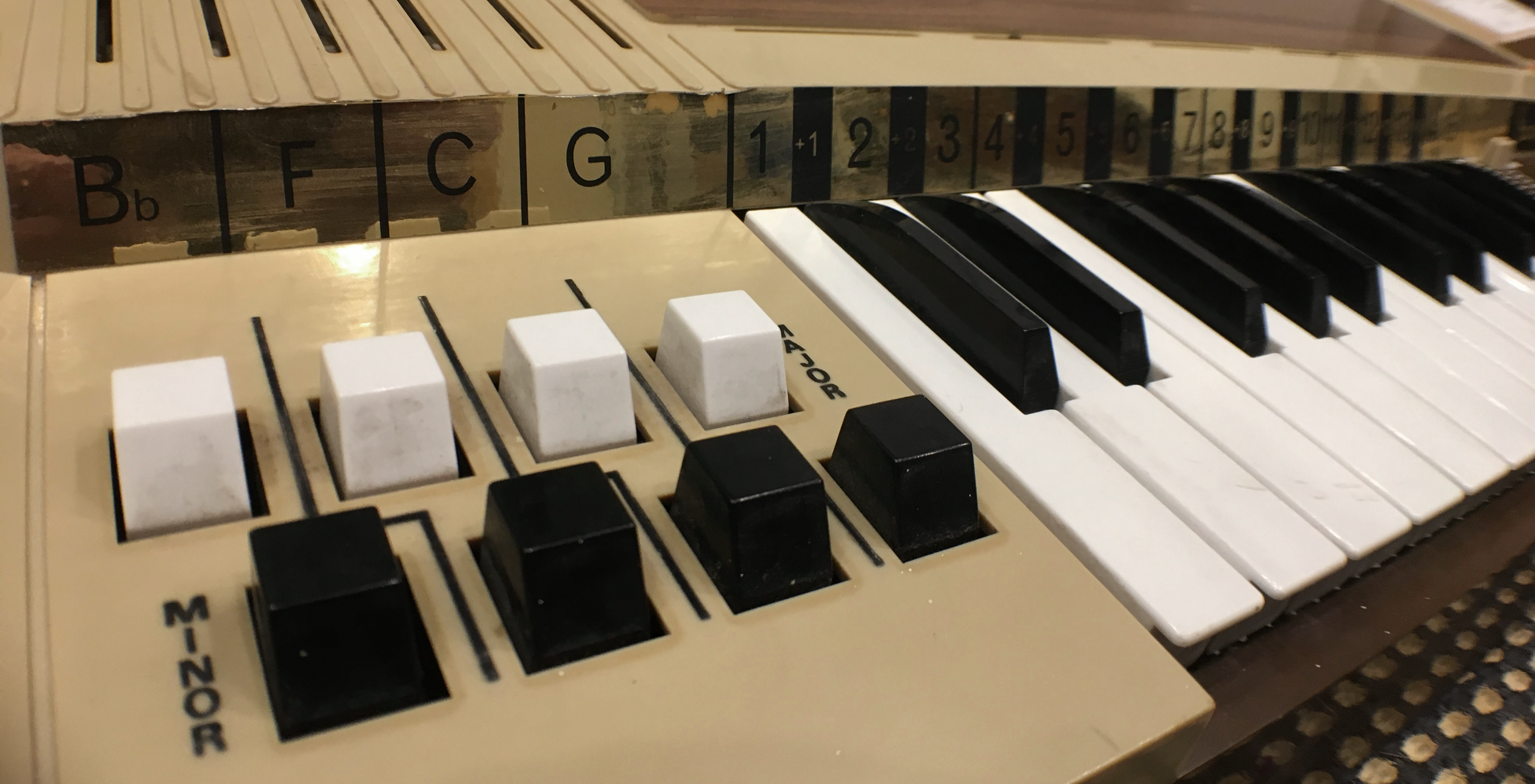 Chord Organ: The easiest way to get simple chords from a