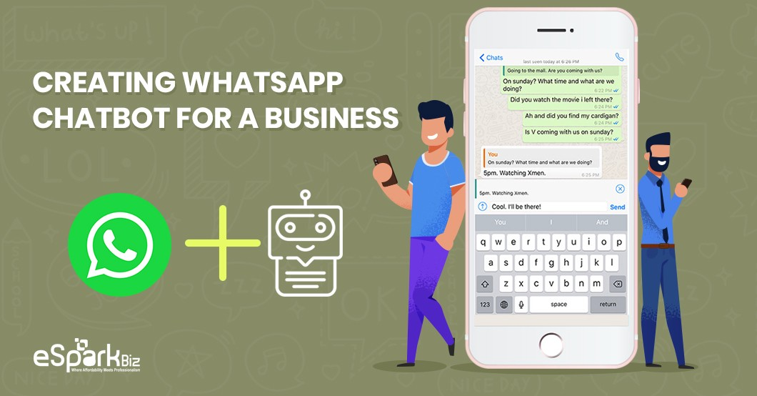 A Step by Step Guide to Creating WhatsApp Chatbot for Business:-