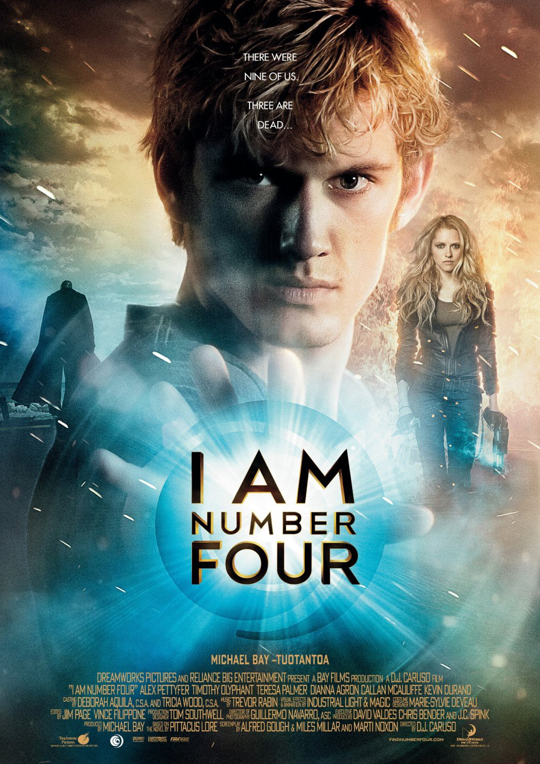 i am number four full movie online free
