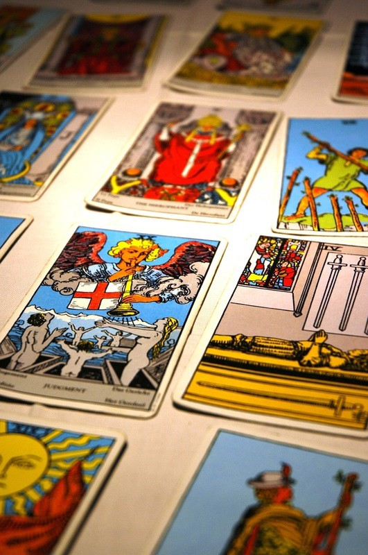 How Tarot Can Help With … Depression/Anxiety - Ali Wade - Medium