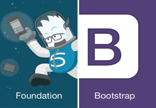 Foundation vs  Bootstrap: Which front end framework to use?