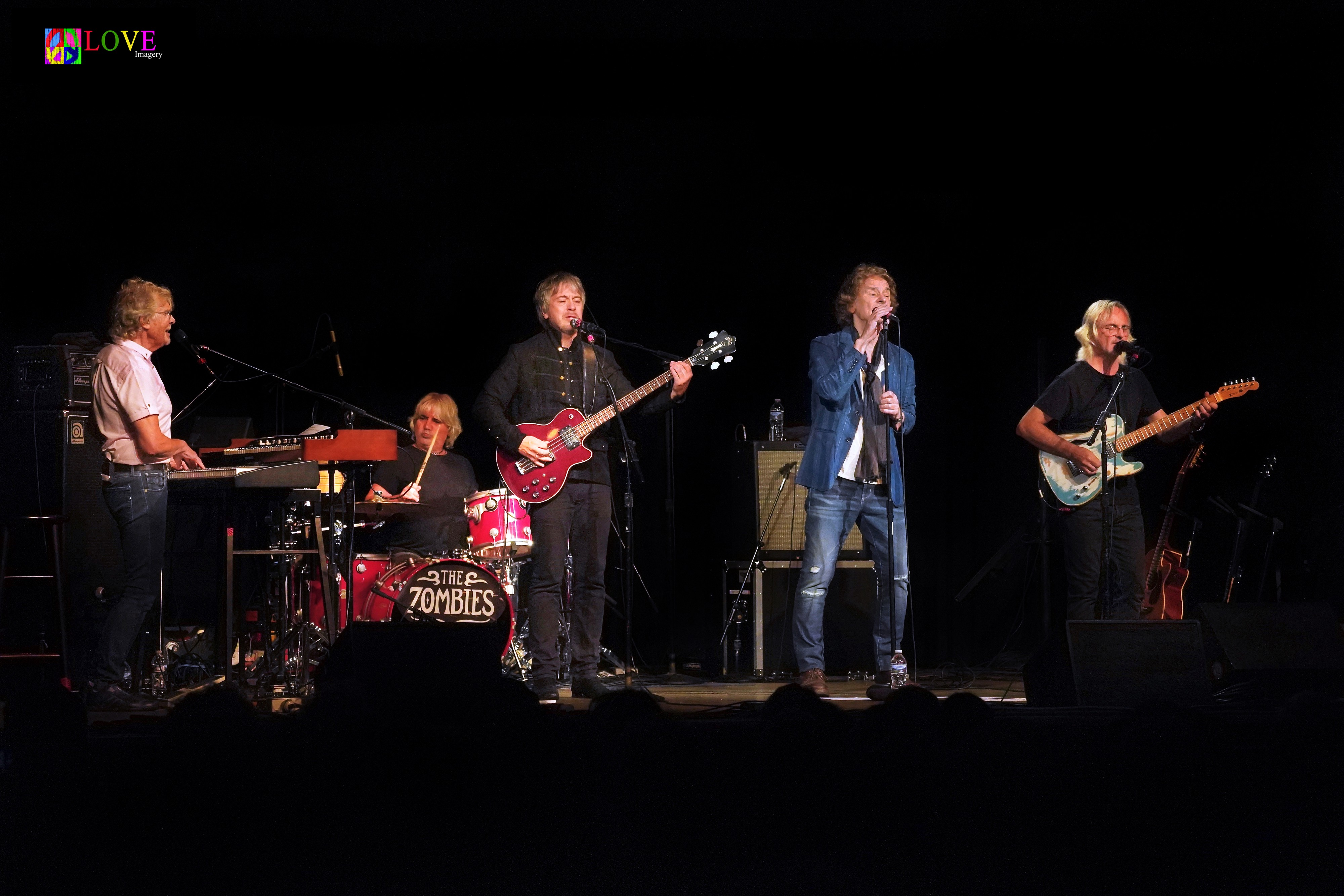 """Magic!"""" The Zombies LIVE! at Ocean City Music Pier"""