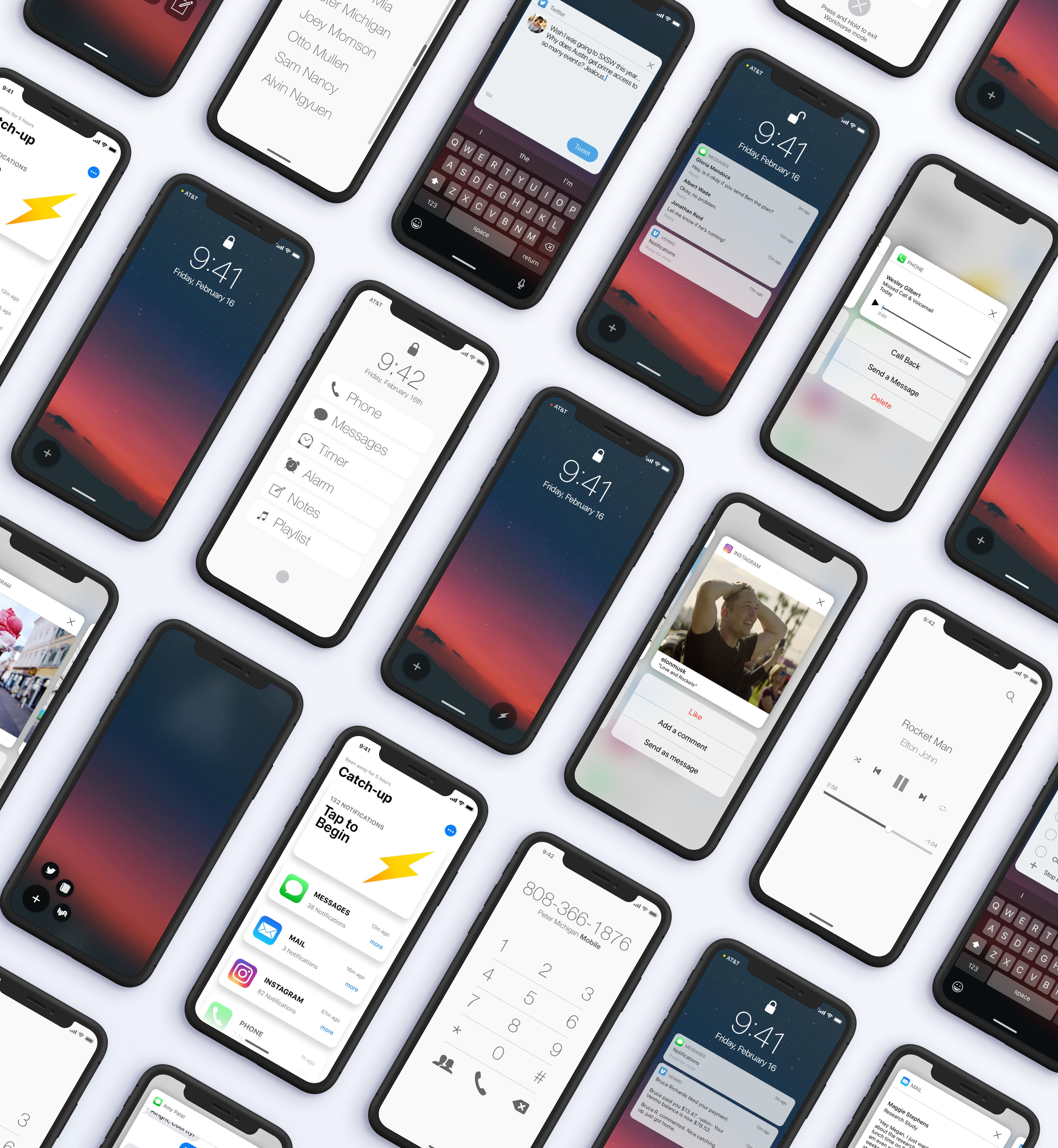 UI/UX Case Study: Mindful — an iOS extension for healthier usage