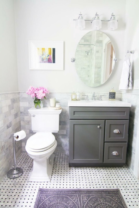 Bathroom Vanity Ideas For Small Bathrooms By Putra Sulung Medium