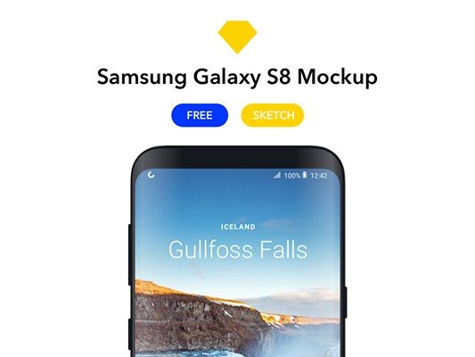 20 Free Android Mockups for 2019 [PSD] - UX Planet