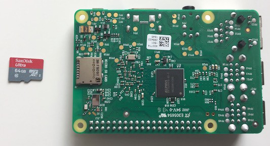 Raspberry Pi 3 for the First Time - Activating Robotic Minds - Medium