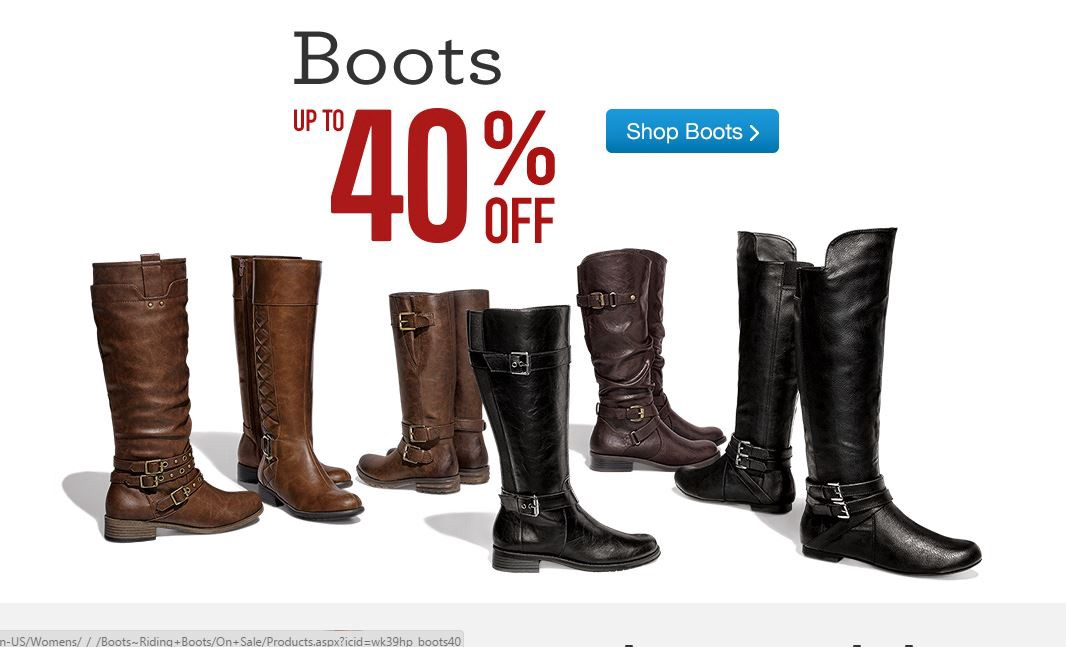 Save Up To 40 On Boots At Famous Footwear Gabriel Miller