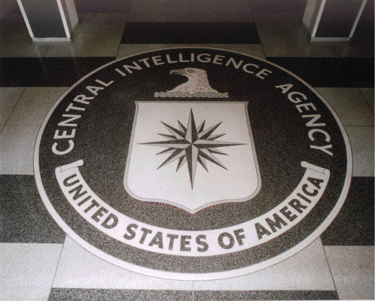 Photo: CIA lobby seal.jpg