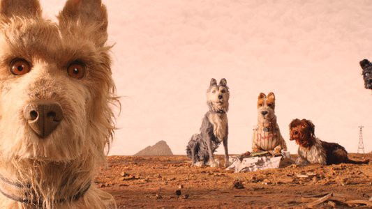 Isle of Dogs' — Still Life with Wasabi Poison - Eyes Wide Open - Medium