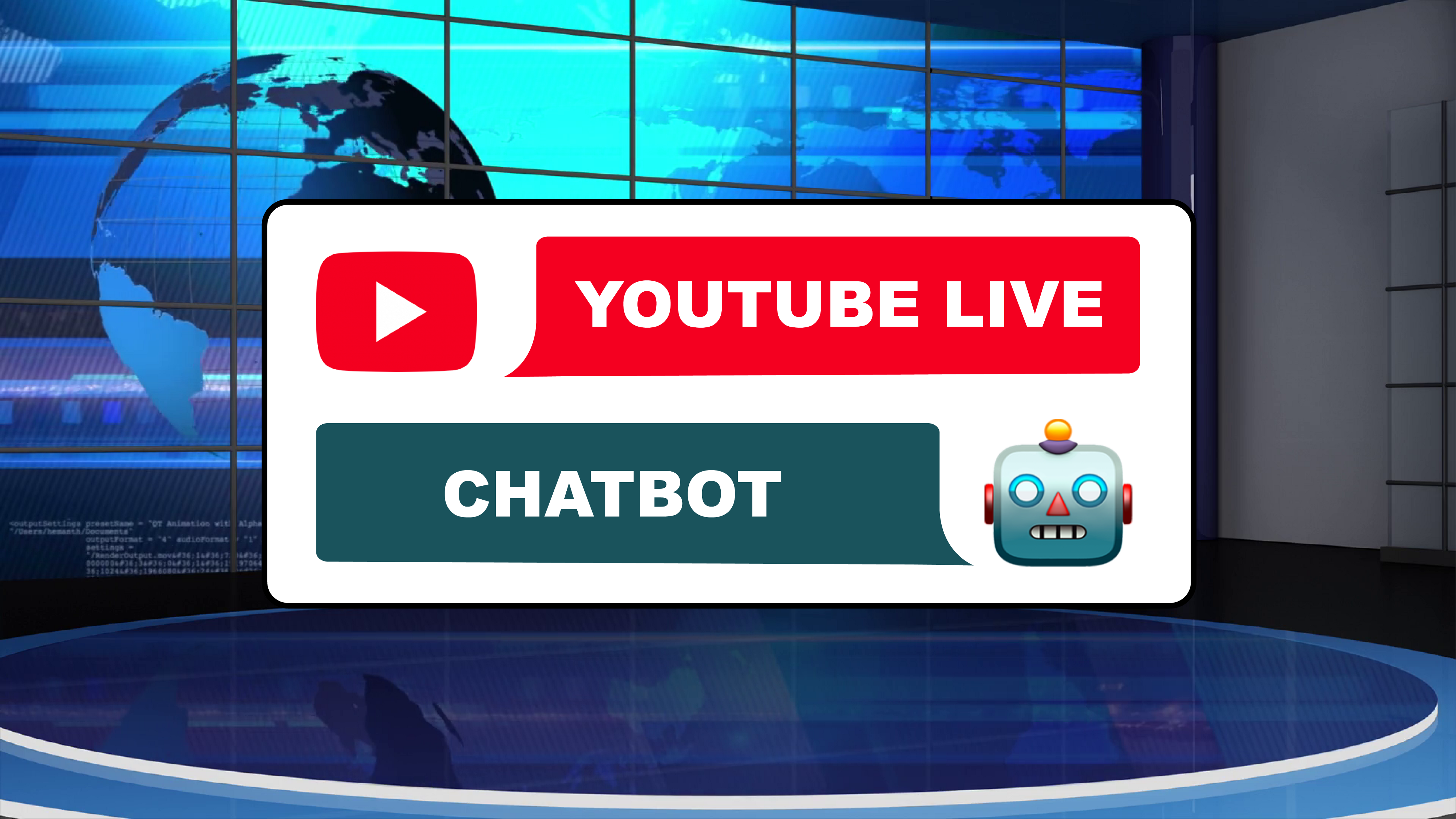 Doing it Live! Learn Youtube's API by Making a Chatbot