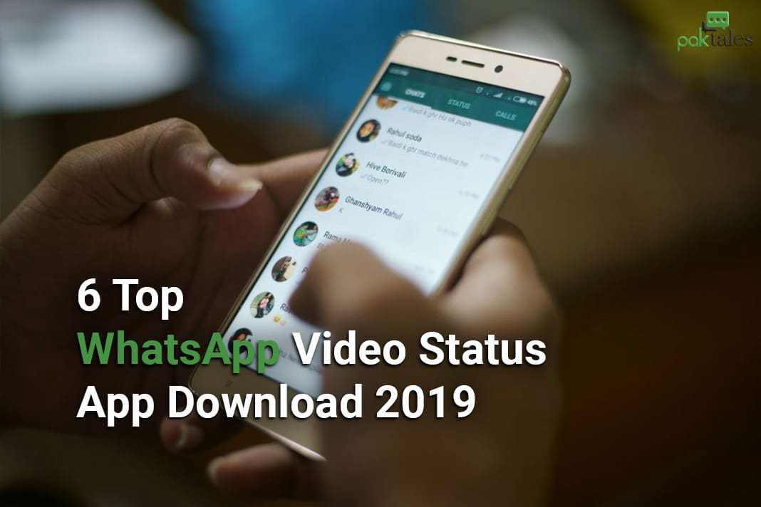 Whatsapp Video Status App Download 2019 Paktales